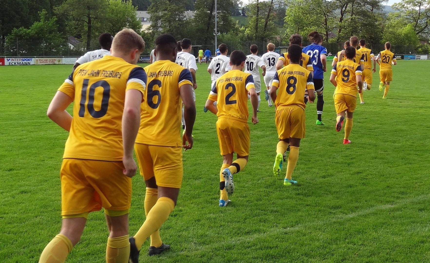 Derby gegen SV Kappel