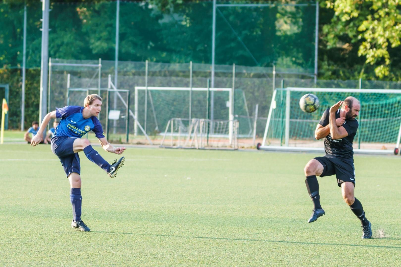 4:1 gegen Titelverteidiger in Pokalrunde 1